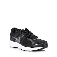 Nike - Black 'Dart 10' trainers