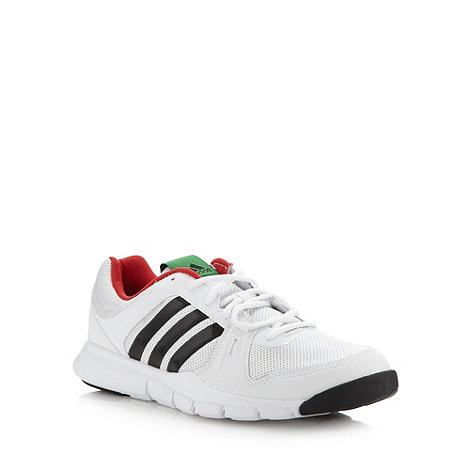 adidas - White +AT 120+ trainers