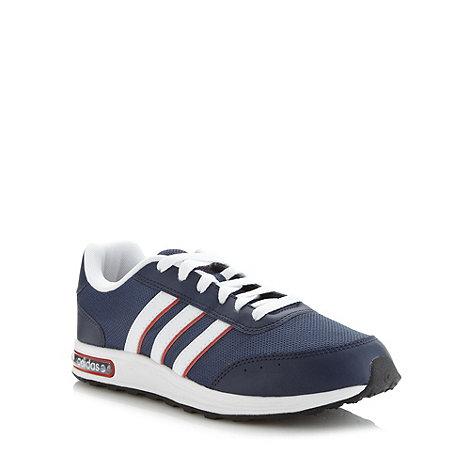 adidas - Navy +Runneo D-Tech+ trainers