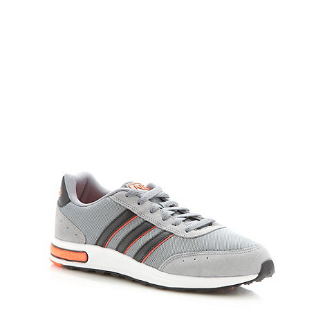 adidas - Grey +Runneo D-Tech+ trainers