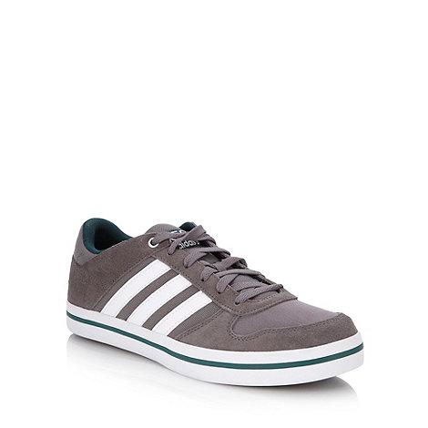 adidas - Grey +Skneo Lite Lo+ trainers
