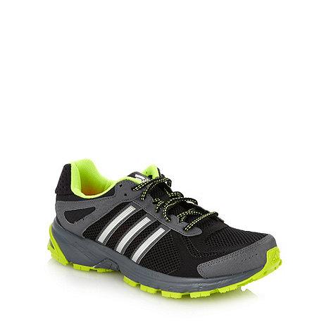 adidas - Black +Duramo5+ running trainers