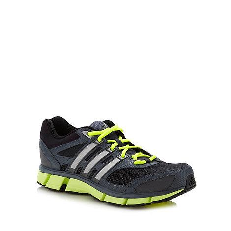 adidas - Black +Questar+ running trainers
