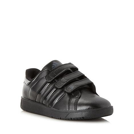 adidas - Boy+s black +Class 3+ trainers