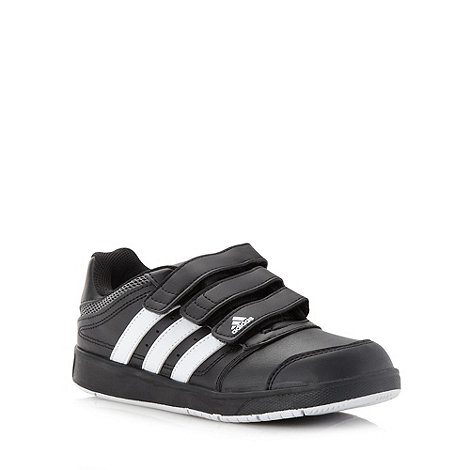 adidas - Boy+s black +LK Trainer+ trainers