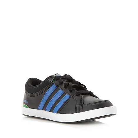adidas - Boy+s black +BBNeo Skool+ trainers