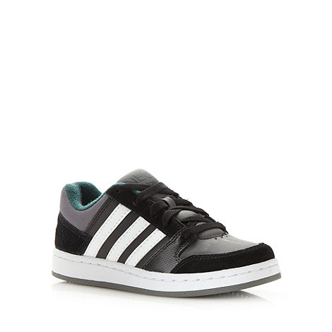 adidas - Boy+s black +SK Neo Lawsuit K+ trainers