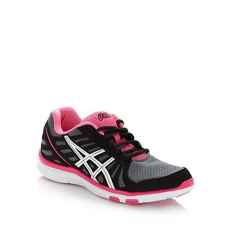ASICS - Pink +Ayami Zone+ trainers