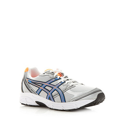 ASICS - White mesh sports trainers