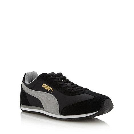 Puma - Black +Rio Speed+ trainers