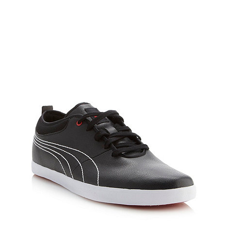 Puma - Black +Elsu+ trainers