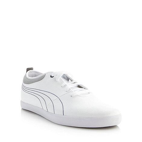 Puma - White +Elsu+ trainers