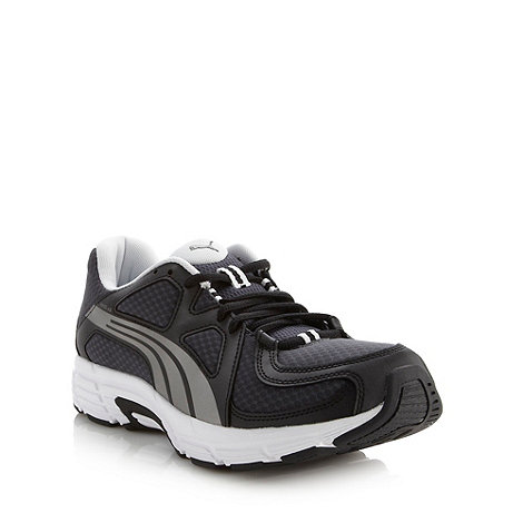 Puma - Black +Axis V3+ running trainers