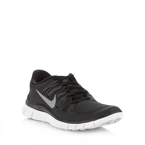 Nike - Black +Free 5+ trainers