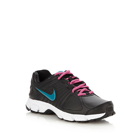 Nike - Black +Downshifter+ trainers