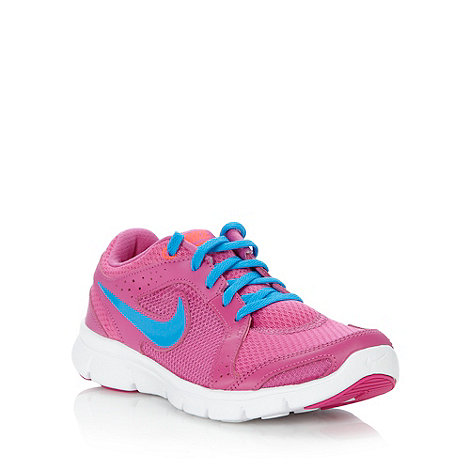 Nike - Pink +Flex Experience+ trainers