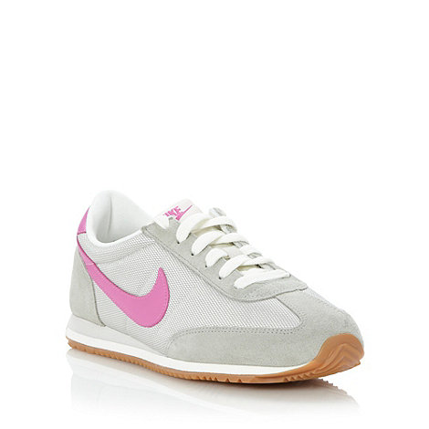 Nike - Grey +Oceania+ trainers