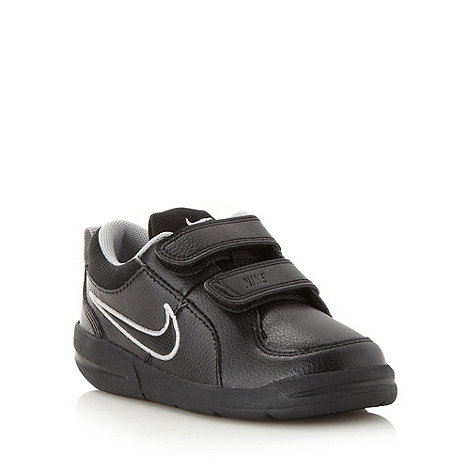Nike - Boy+s black +Pico 4+ trainers