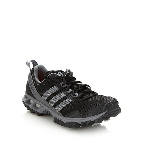 adidas - Black +Kanadia 5+ trail running trainers