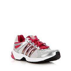 adidas - White 'Duramo' running trainers