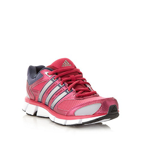 adidas - Pink +Questar+ trainers