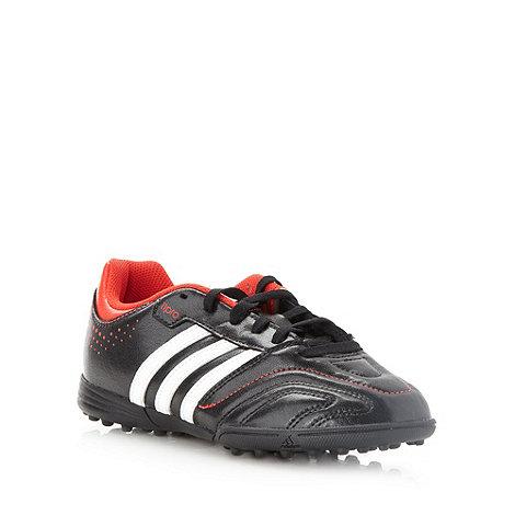 adidas - Boy+s black +11 Questra TRX TF+ football trainers