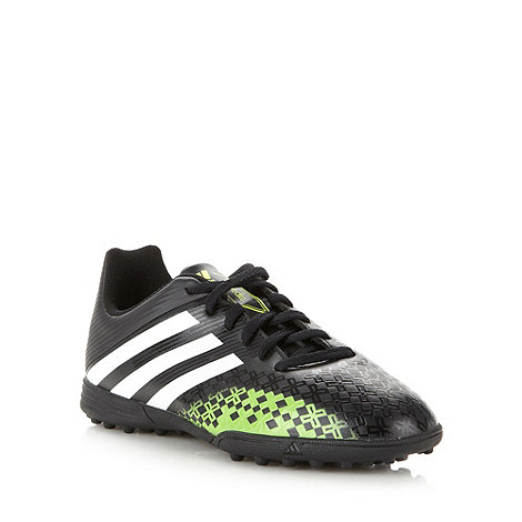 adidas - Black +Predito+ football trainers
