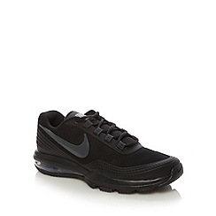 Nike - Black 'Air Max' running trainers