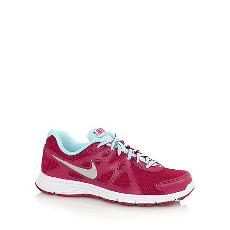Nike - Pink +Revolution 2+ trainers