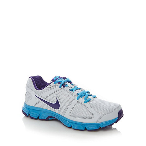 Nike - Blue +Downshifter 5+ running trainers