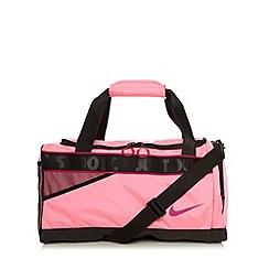 Nike - Pink 'Varsity' duffel bag