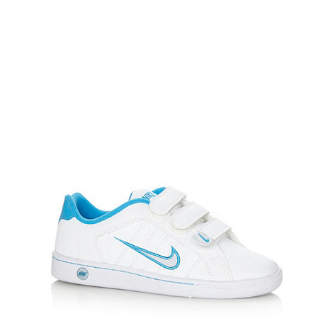 Nike - White +Court Tradition+ trainers