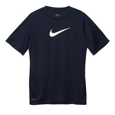 Nike - Boy+s navy +Legend+ t-shirt
