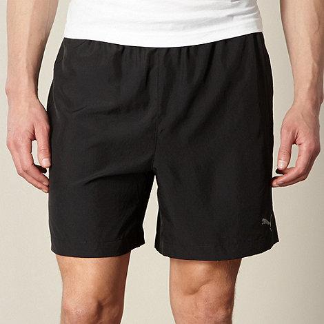 Puma - Black climate control shorts