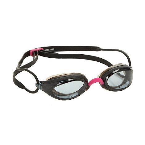 Zoggs - Black +Fusion Air+ swimming goggles