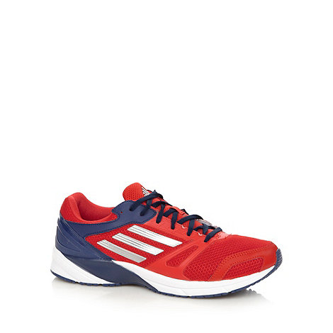 adidas - Red +Lite Arrow+ trainers