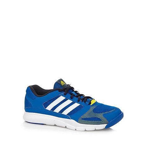 adidas - Blue +Essential Star+ trainers