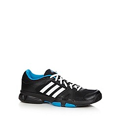 adidas - Black 'Barracks Star' trainers