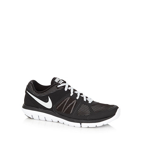 Nike - Black +Flex 2014+ trainers