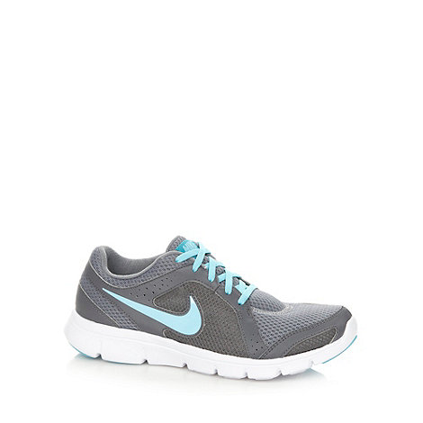 Nike - Grey +Flex Experience+ trainers
