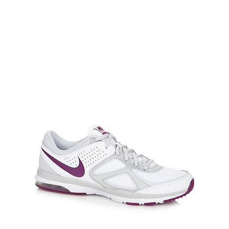 Nike - White +Air Sculpt+ trainers