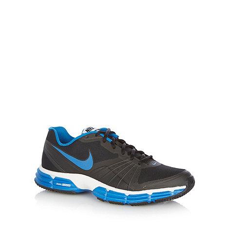 Nike - Black +Dual Fusion 5+ trainers