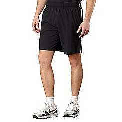 Under Armour - Men's black heat gear shorts