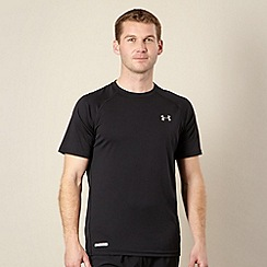 Under Armour - Black running t-shirt