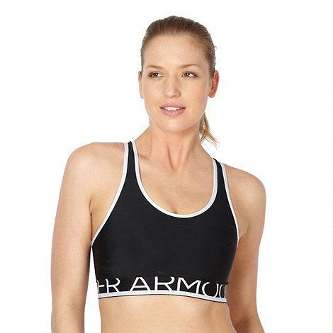 Under Armour - Black +gotta have it+ sports bra