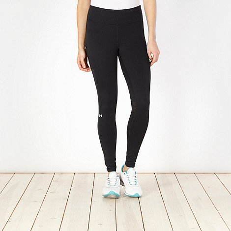 Under Armour - Black fitted fitness leggings