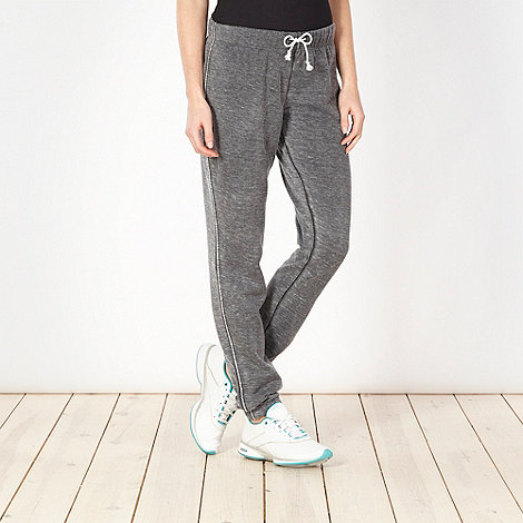 Reebok - Grey jogging bottoms