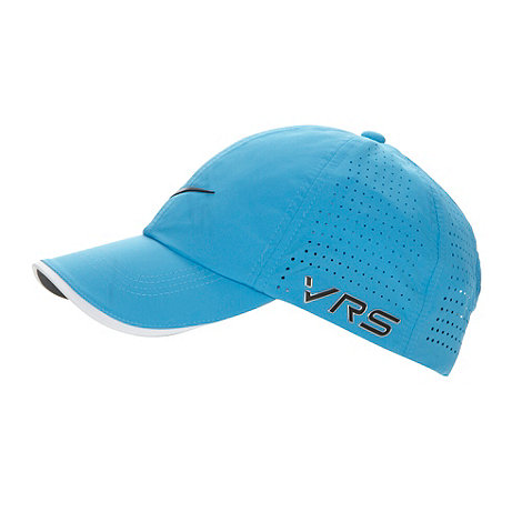 Nike - Blue logo baseball cap