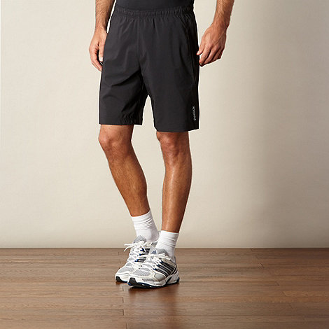 Reebok - Black sports shorts