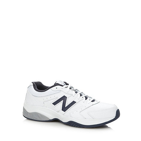 New Balance - White Gym Mx624 trainers